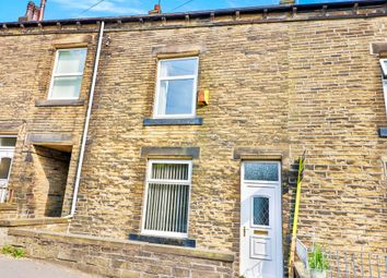 Thumbnail 3 bed terraced house for sale in Grosvenor Place, Luddendenfoot, Halifax