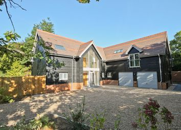 Thumbnail 5 bed detached house for sale in Sway Road, Brockenhurst
