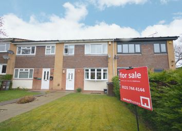 Thumbnail 3 bed terraced house for sale in Baxters Road, Shirley, Solihull