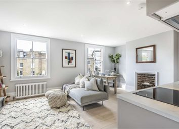 Thumbnail 3 bed flat for sale in Shacklewell Lane, London