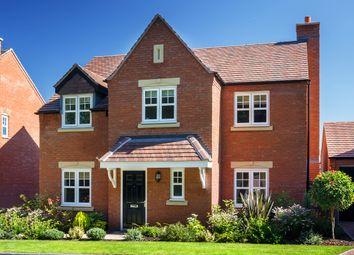 Thumbnail 4 bedroom detached house for sale in The Staunton, Hoyles Lane, Cottam, Preston, Lancashire