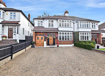 4 bed semi-detached house for sale in Parkhill Road, Bexley Village, Kent DA5