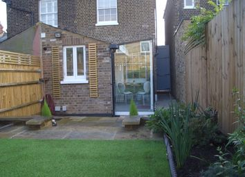 Thumbnail 4 bed property to rent in Lillieshall Road, Clapham, London