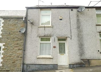 Thumbnail 1 bed terraced house for sale in Rhiw Parc Road, Abertillery