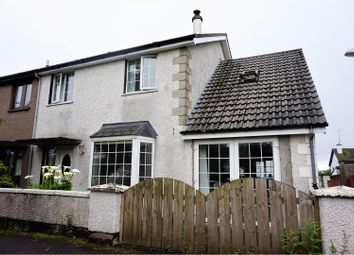 Thumbnail 3 bed semi-detached house for sale in Brae Head Road, Nixons Corner, Derry / Londonderry