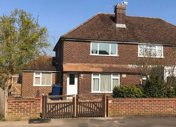 Thumbnail 3 bed semi-detached house to rent in Silo Road, Godalming