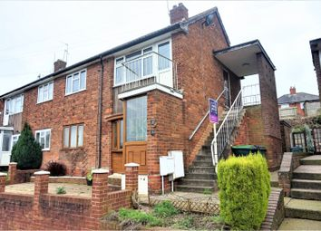 Thumbnail 1 bed flat for sale in Caddick Crescent, West Bromwich
