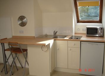 Thumbnail 1 bed flat to rent in Self Contained Studio In House, Wells Road