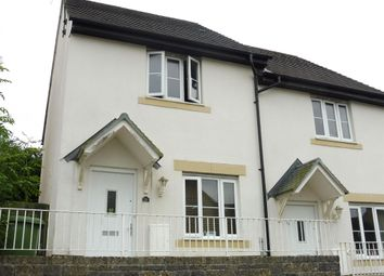 Thumbnail 2 bed semi-detached house for sale in Owen Drive, Plympton, Plymouth