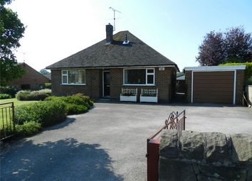Thumbnail 3 bed detached bungalow to rent in Eagle Street, Heage, Belper, Derbyshire