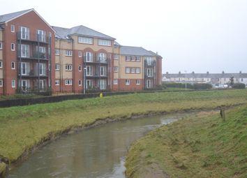 Thumbnail 2 bed flat to rent in Mills Way, Barnstaple, Devon
