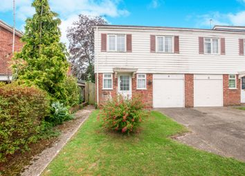 Thumbnail 4 bedroom end terrace house for sale in Culham Drive, Maidenhead