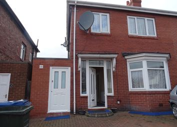 Thumbnail 4 bedroom detached house to rent in Dunholme Road, Newcastle Upon Tyne