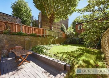 Thumbnail 1 bed flat for sale in Hemstal Road, West Hampstead, London