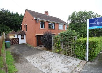 Thumbnail 3 bed semi-detached house for sale in Silverstream Avenue, Bangor