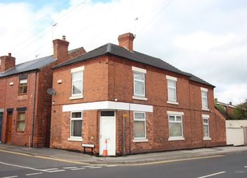 Thumbnail 3 bed detached house for sale in Dovecote Road, Eastwood, Nottingham