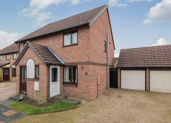 Thumbnail 2 bed semi-detached house for sale in St Margarets Drive, Sprowston, Norwich