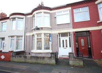 Thumbnail 3 bed terraced house to rent in Knoclaid Road, Liverpool, Merseyside