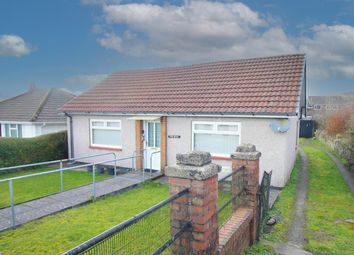 Thumbnail 2 bed detached bungalow for sale in Cross Street, Garndiffaith, Pontypool