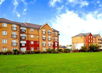 Thumbnail 2 bed flat for sale in Lansdown House, Twickenham Close, Swindon