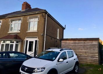 Thumbnail 3 bed semi-detached house for sale in Pontardulais Road, Cross Hands, Llanelli
