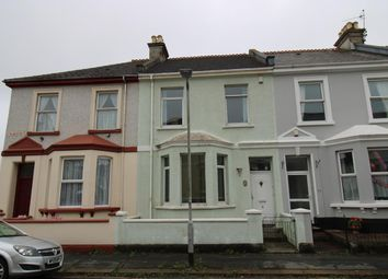 3 bed terraced house for sale in Palmerston Street, Stoke, Plymouth PL1