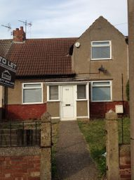 Thumbnail 2 bed terraced house to rent in Princess Avenue, Stainforth, Doncaster