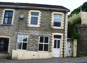 Thumbnail 3 bed semi-detached house for sale in High Street, Llantrisant, Pontyclun, Mid Glamorgan