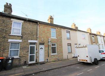 Thumbnail 3 bed terraced house to rent in Althorpe Street, Bedford