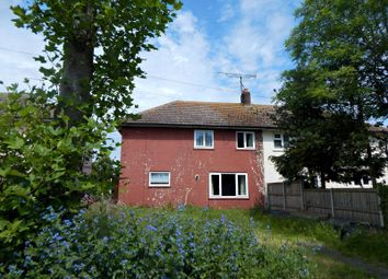 Thumbnail 3 bed semi-detached house to rent in Levington Lane, Bucklesham, Ipswich