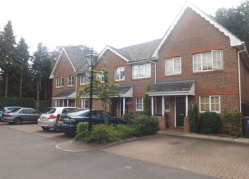 Thumbnail 3 bed terraced house to rent in Gleeson Mews, Addlestone, Surrey