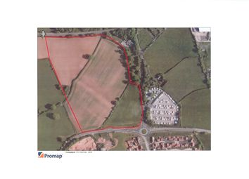 Thumbnail Land for sale in Land At Longforth Farm, Wellington