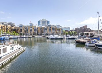 Thumbnail 1 bed flat for sale in Cormorant Lodge, 10 Thomas More Street, London