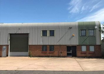 Thumbnail Light industrial to let in Unit 5 Central Court, Finch Close, Nottingham