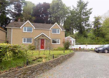 Thumbnail 4 bed detached house for sale in Pen Yr Alltwen, Pontardawe, Swansea