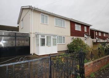 Thumbnail 3 bed semi-detached house for sale in Blundell Place, Elstow, Bedford