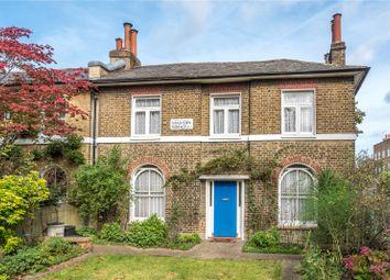 Thumbnail 4 bed end terrace house for sale in Malvern Terrace, Islington, London