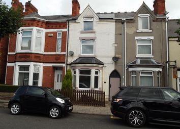 Thumbnail 3 bed terraced house to rent in Derbyshire Lane, Hucknall