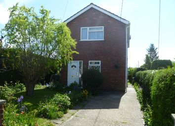 Thumbnail 3 bed detached house for sale in Wragby Road, Bardney, Lincoln