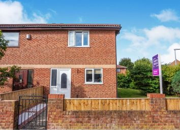 Thumbnail 2 bed semi-detached house for sale in Peterhouse Road, Grimsby