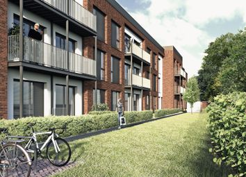 Thumbnail 2 bed flat for sale in Park Heights Wella Road, Basingstoke
