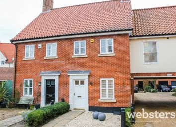 Thumbnail 3 bed terraced house for sale in Indigo Yard, Norwich