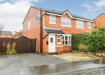 Thumbnail 3 bed semi-detached house for sale in Hedgerows Road, Leyland, Lancashire