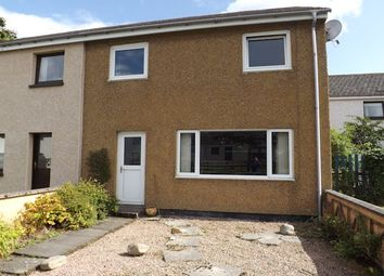 Thumbnail 3 bed semi-detached house for sale in 11 Burgage Drive, Tain