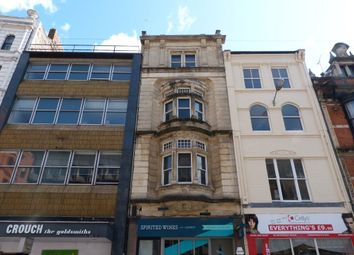 Thumbnail 2 bedroom flat to rent in St Mary Street, Cardiff, ( 2 Beds )