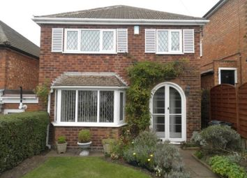 Thumbnail 3 bedroom detached house for sale in Eastwood Road, Great Barr, Birmingham