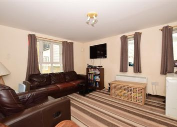 Thumbnail 2 bed flat for sale in Waterside, Gravesend, Kent