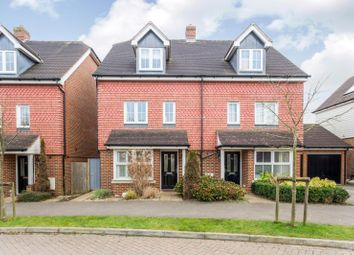 Thumbnail 4 bedroom semi-detached house to rent in Barncroft Drive, Lindfield, Haywards Heath