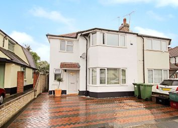 Thumbnail 4 bed semi-detached house to rent in Blenheim Drive, Welling, Kent