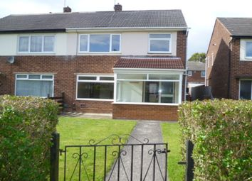 Thumbnail 3 bed semi-detached house to rent in Lilac Walk, Hebburn
